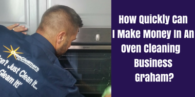 oven cleaning business